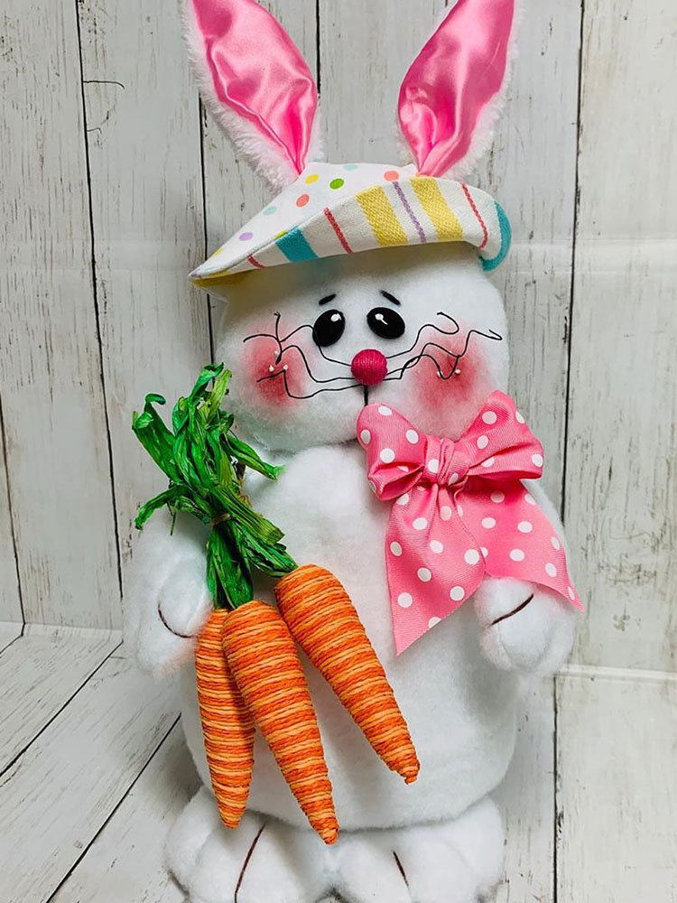 Easy and cute Easter crafts Ideas for kids, include heart designs, floral tattoos and more. There have bunny paper cut, Easter eggs painting, crochet and so on. #eastercrafts #eastercraftsfor kids #eastercraftsdiy