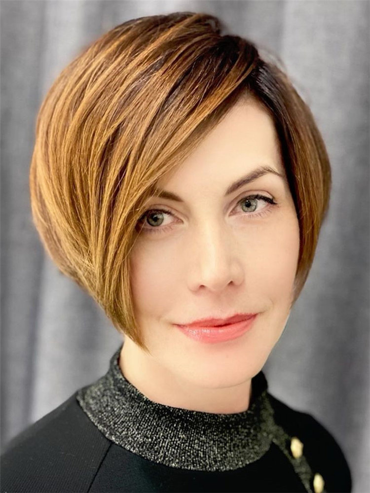 Short hairstyle for women: we have put together 50 of the best short haircuts. Such as short bob hairstyles, short curly hair and so on.