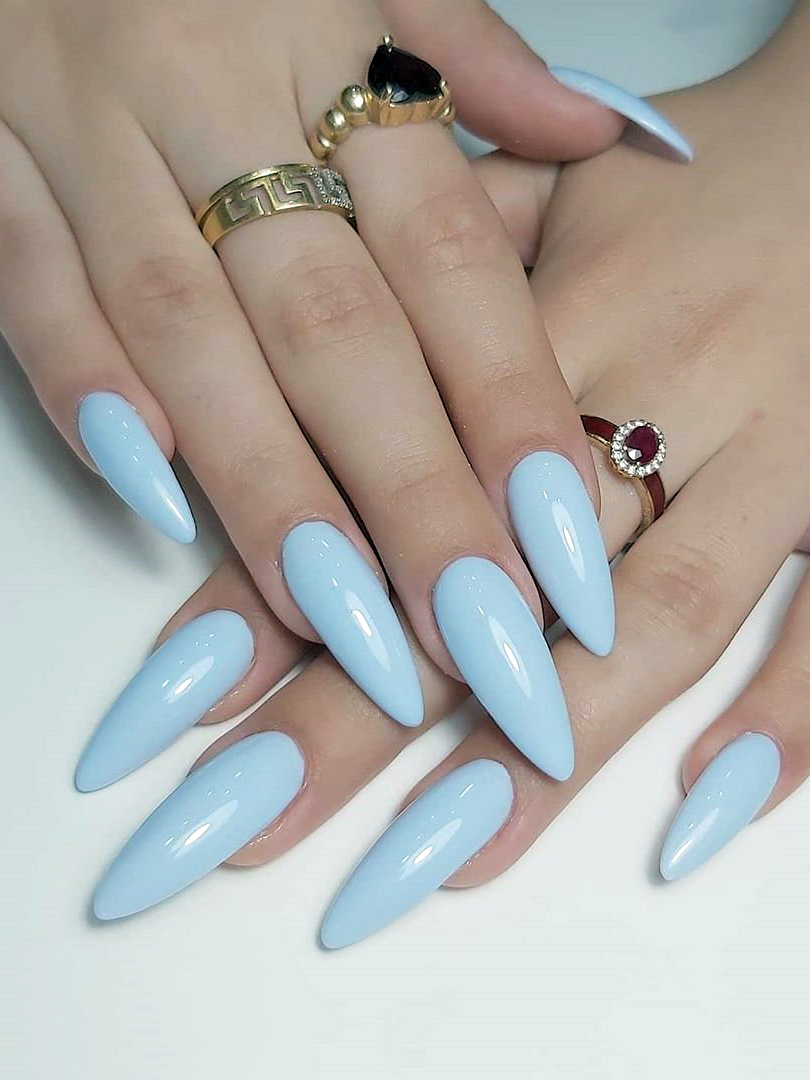 Are you looking for summer nail ideas ? we have found 30 bright summer nails ideas. From white nails to blue nails and more. You will finding a nail art. #summernailideas #nail designs #nailart